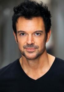 Actor Eric St. John