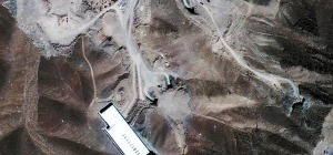 Fordow nuclear facility in Iran.