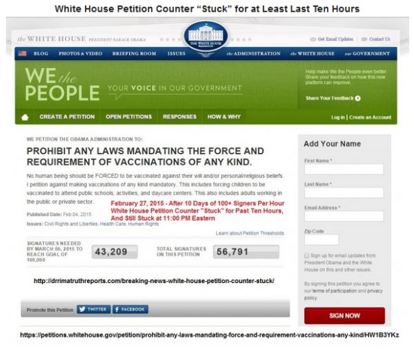 White House petition-1