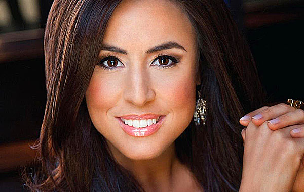 Andrea Tantaros of Fox News