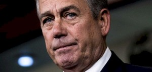 Former House Speaker John Boehner, R-Ohio