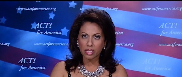 ACT! For America founder Brigitte Gabriel