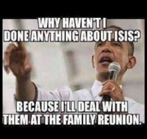 Senator claims obama tied to isis