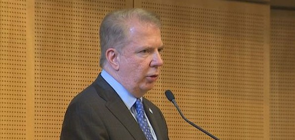 Seattle Mayor Ed Murray 'wants to help Muslims' attain home ownership by offering shariah-compliant loans.
