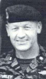 Lt. Col. Gerry Turley