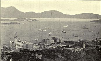 City of Victoria, Hong Kong in the 1890s