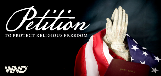 Petition to protect religious freedom image