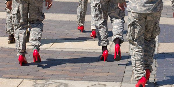 Army Cadets Complain These High Heels Are Killin Me Wnd