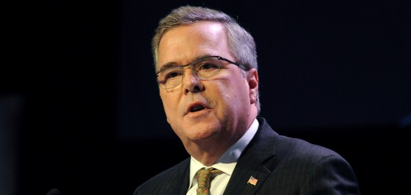 Former Florida Gov. Jeb Bush has been an outspoken advocate of increased levels of immigration for both skilled and unskilled guest workers.