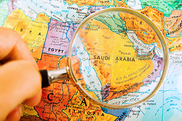 Saudi Arabia sits at the crossroads of the world and holds tremendous geopolitical significance.