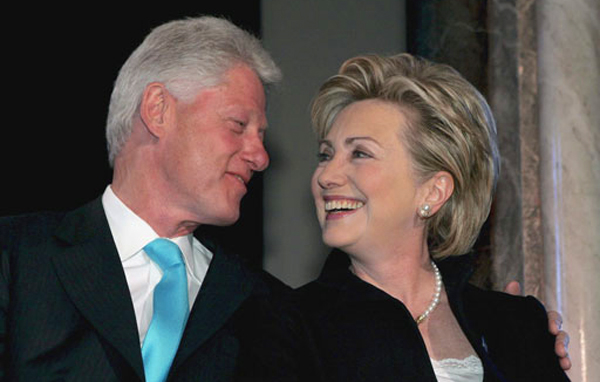 Image result for bill clinton praising hillary's relationship with muslims