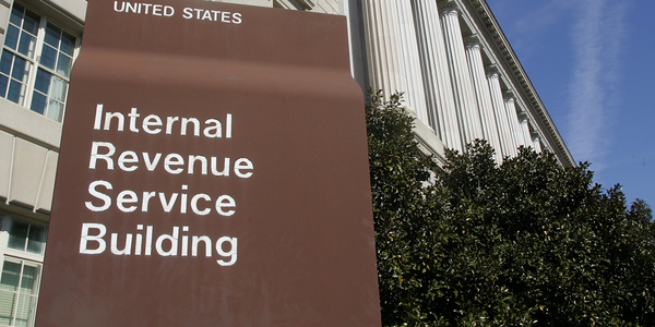 The IRS is facing service disruptions.