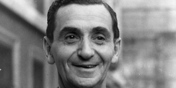 Song composer Irving Berlin