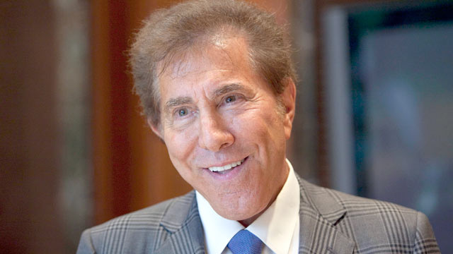 Steve Wynn of Wynn Resorts