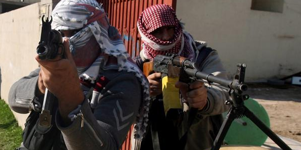 Pentagon To Train Sunni Forces To Fight Isis