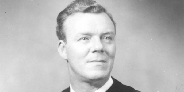 U.S. Senate chaplain Peter Marshall