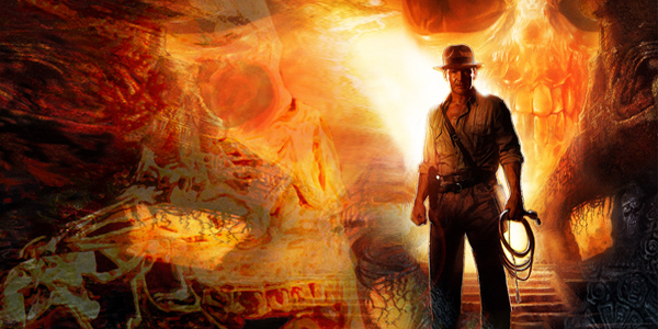 "Harrison Ford as ""Indiana Jones"""