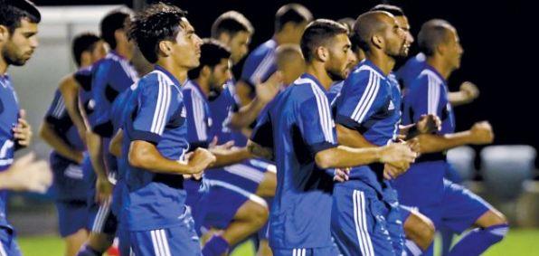 Israeli national soccer team