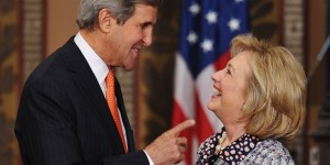 US-AFGHANISTAN-WOMEN-RIGHTS-KERRY-CLINTON