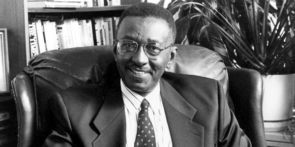 Famed economist and professor Walter Williams