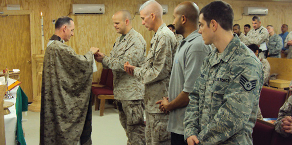 Pentagon Urged To Boot Chaplains Who Oppose Gay Marriage