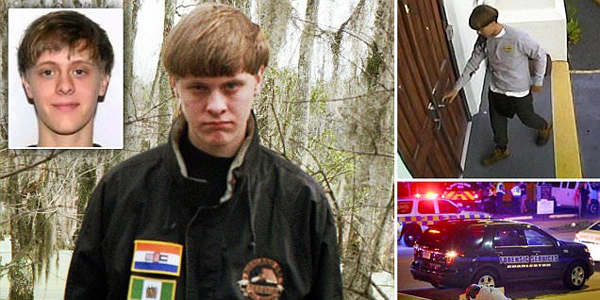 Dylann roof confesses everyone so nice at church