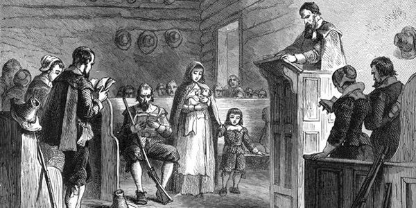 Why Religious Freedom Was Such A Big Deal To Early Settlers - Puritan religion