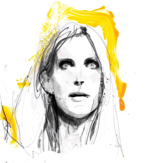 SPLC's less-than-flattering sketch of Ann Coulter