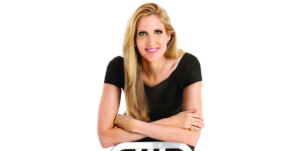 Ann Coulter, one of 12 women on SPLC's list, tells WND she's honored to be included
