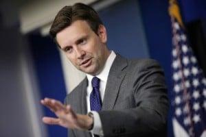 Former White House Press Secretary Josh Earnest