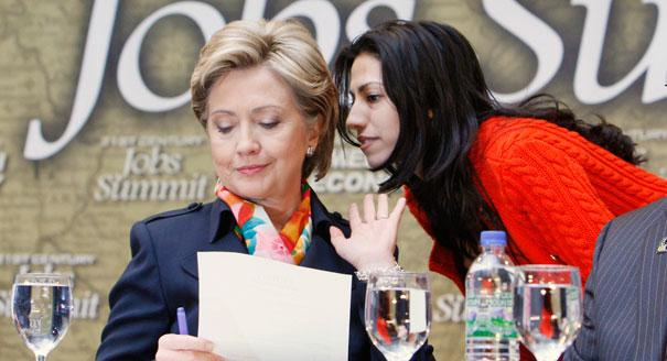 Image result for huma clinton video