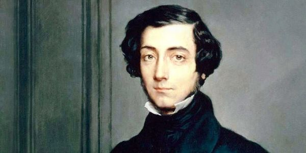Literary analysis of the work democracy in america by tocqueville