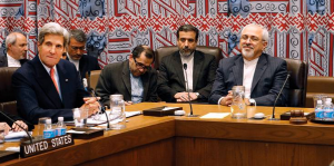 Iran nuclear deal negotiators