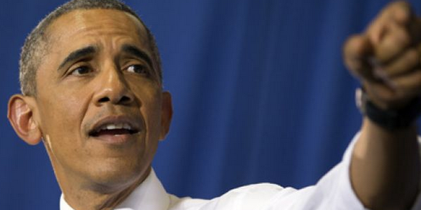 President Obama says he'll be gunning for people's guns in his remaining months in office.