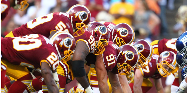redskins football name is not a