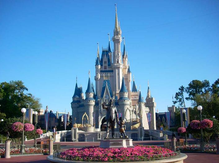 Glenn Beck slams Disney on Cinderella's rainbow castle