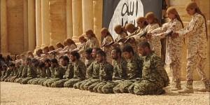 ISIS execution squad