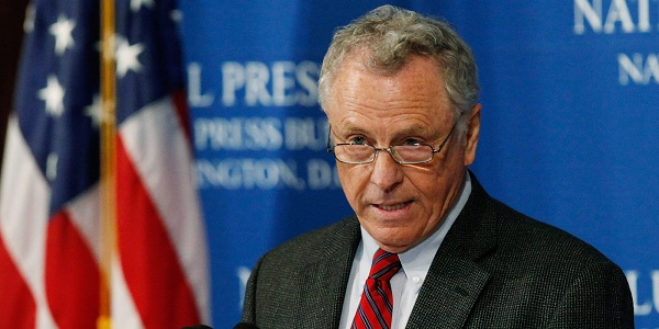 Morris Dees of the SPLC