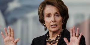 House Minority Leader Rep. Nancy Pelosi, D-Calif.