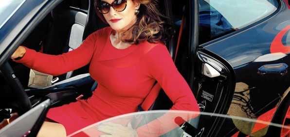 """Caitlyn"" Jenner, formerly known as Bruce Jenner"