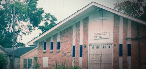 Deliverance Center in houston fifth ward