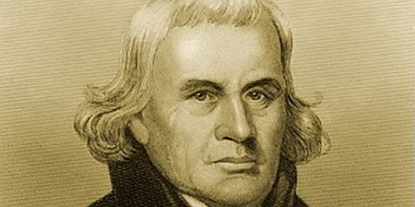 Methodist circuit preacher Francis Asbury
