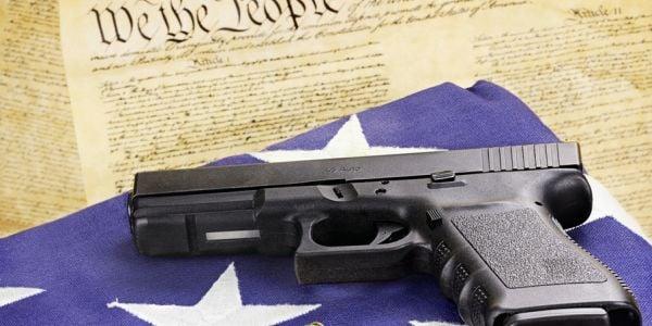 Arizona gov signs bill to block any new federal gun-control laws