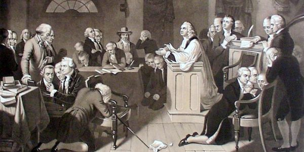 Image result for first continental congress prayer
