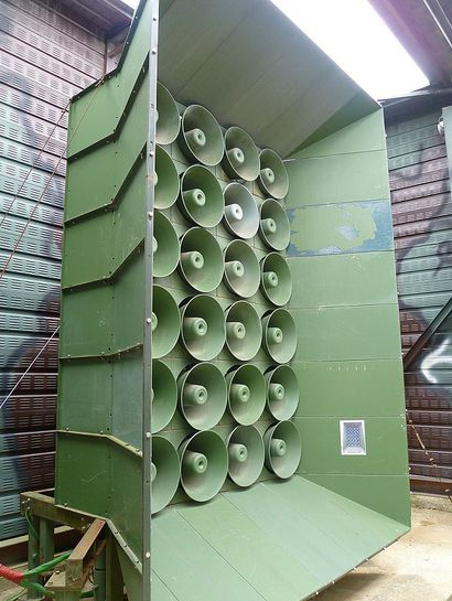 North-South Korea loudspeakers