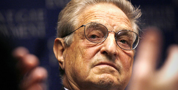 "Billionaire George Soros is a big backer of the ""Refugees Welcome"" movement in Europe and the U.S."