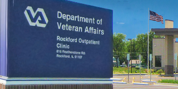 The Department of Veterans' Affairs is under fire for  providing inadequate service.