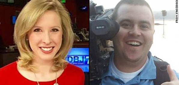 Shooting victims Alison Parker and Adam Ward