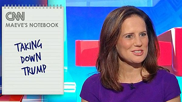 CNN's Maeve Reston