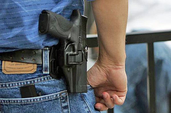 Appeals court blocks strict DC law on concealed-carry permits
